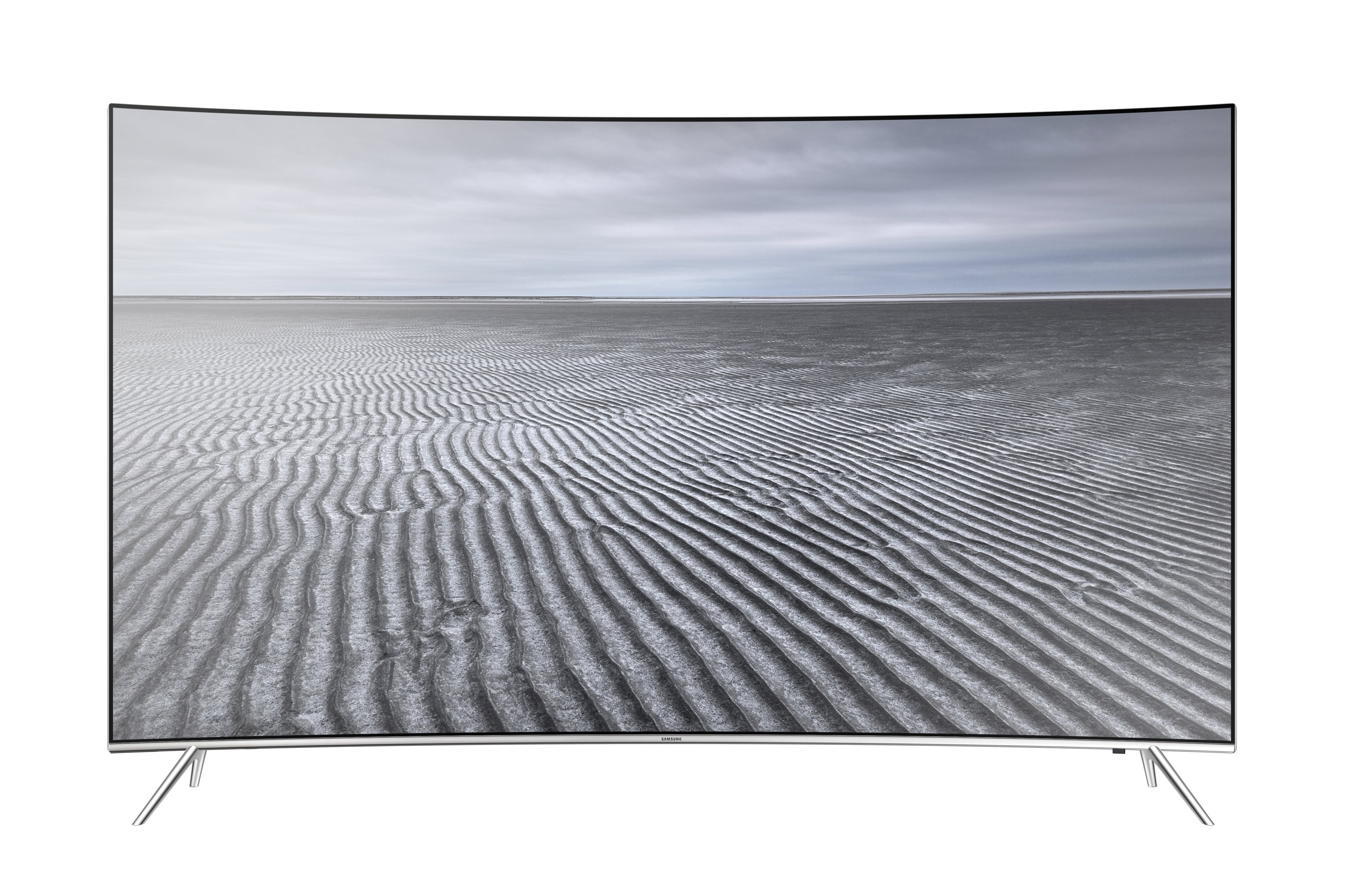 "55"" Curved SUHD Smart TV  KS7580"
