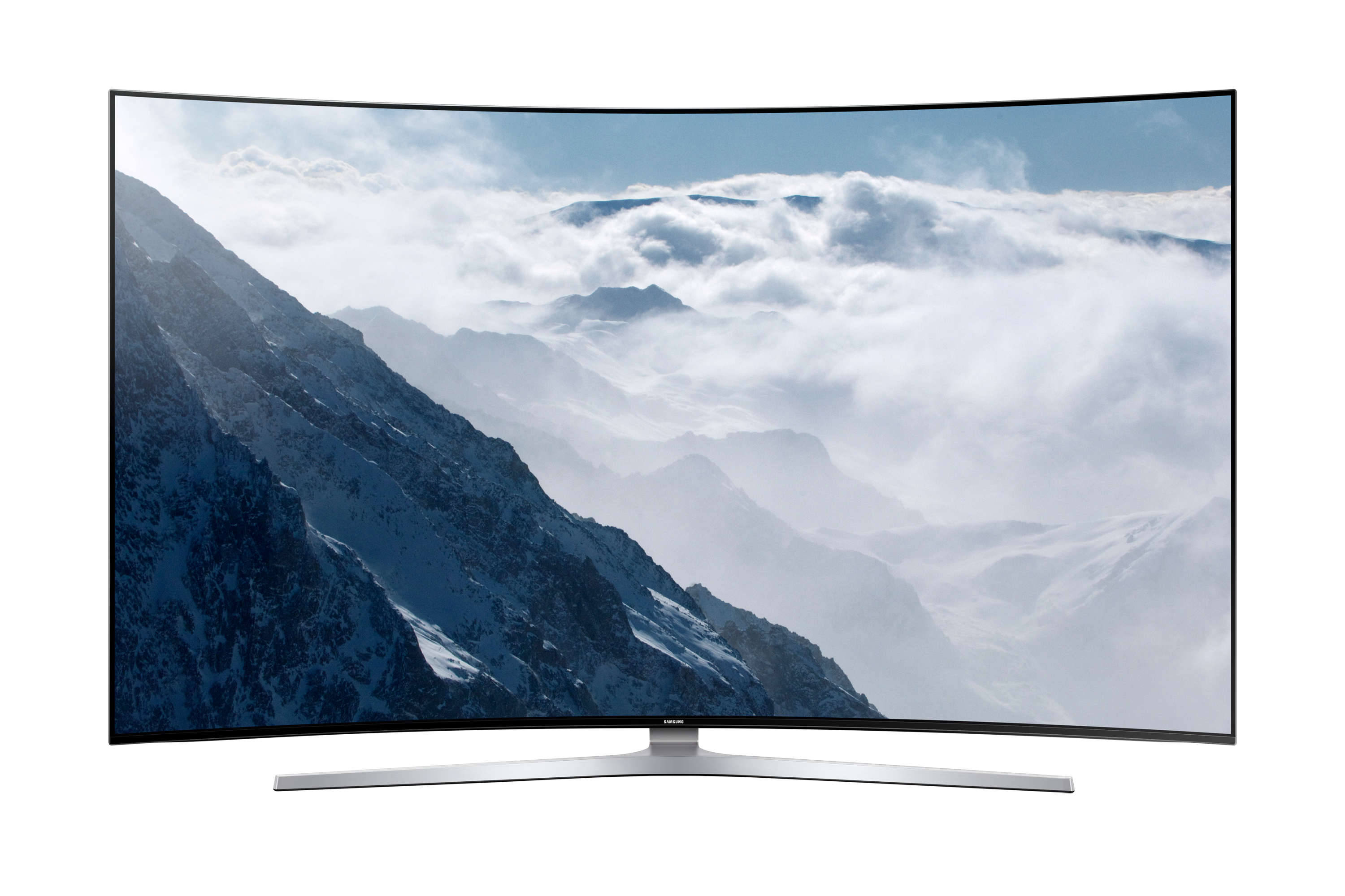 "65"" Curved SUHD Smart TV KS9580"