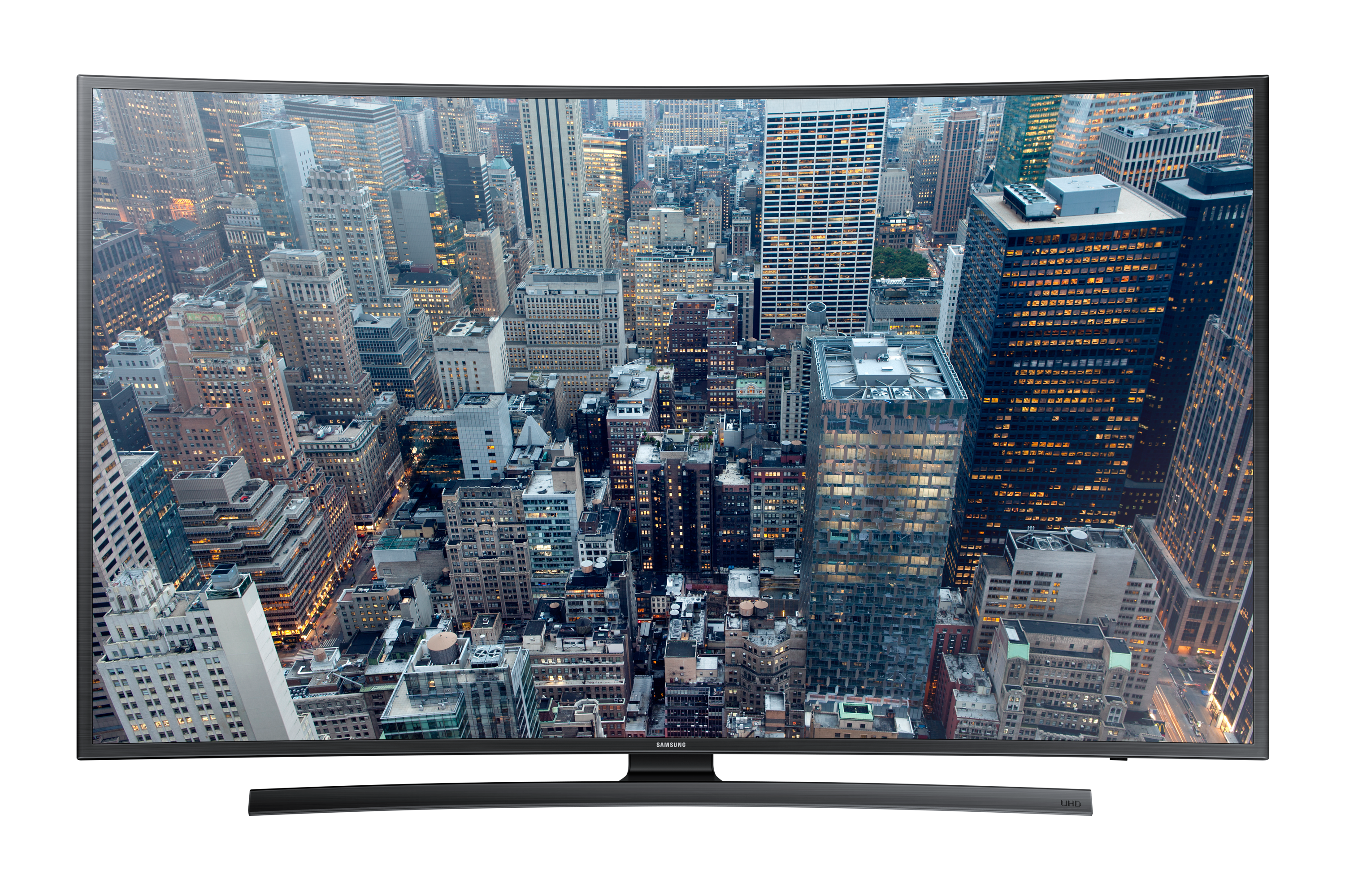 "40"" Curved UHD TV JU6560"