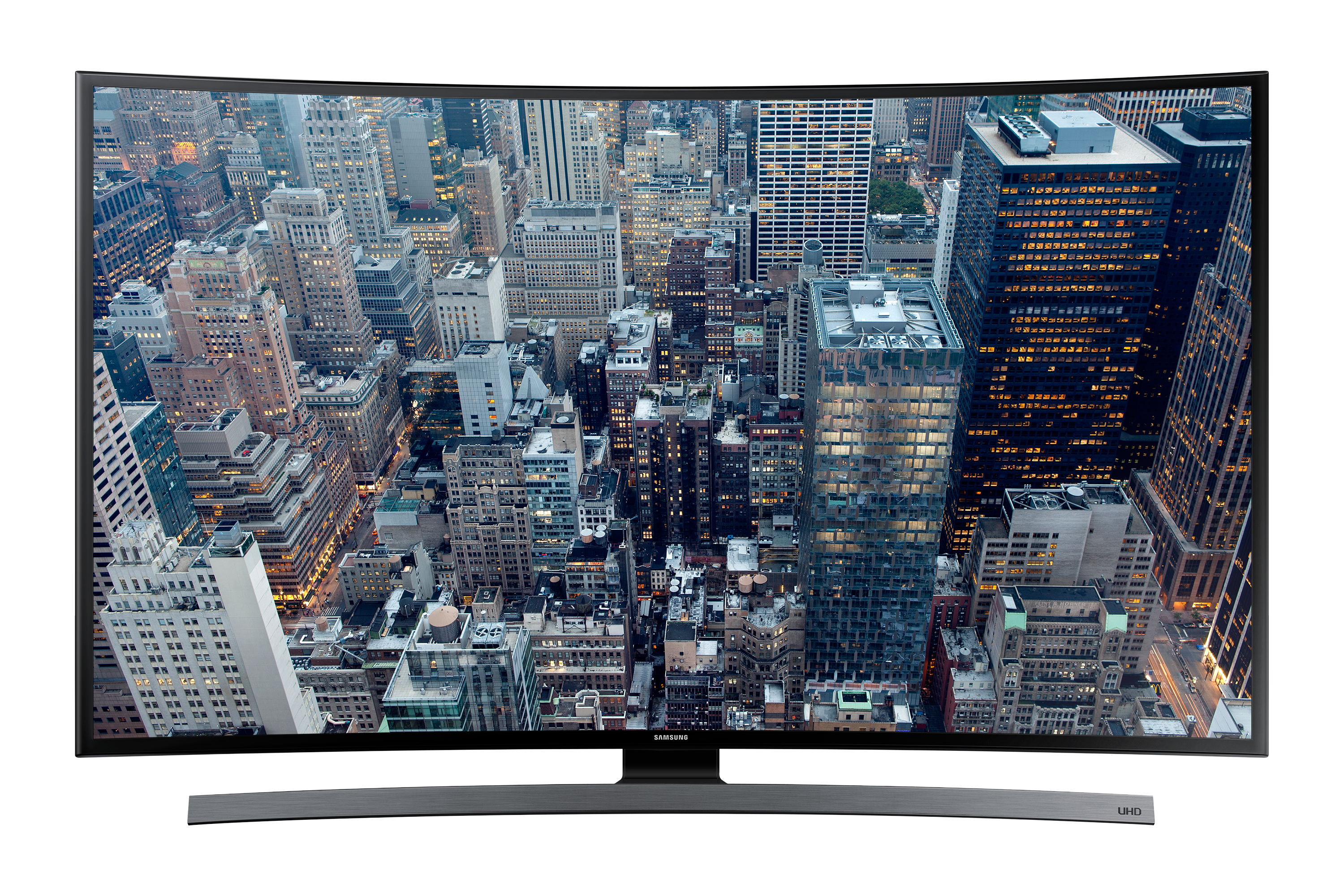 "55"" Curved UHD TV JU6640"