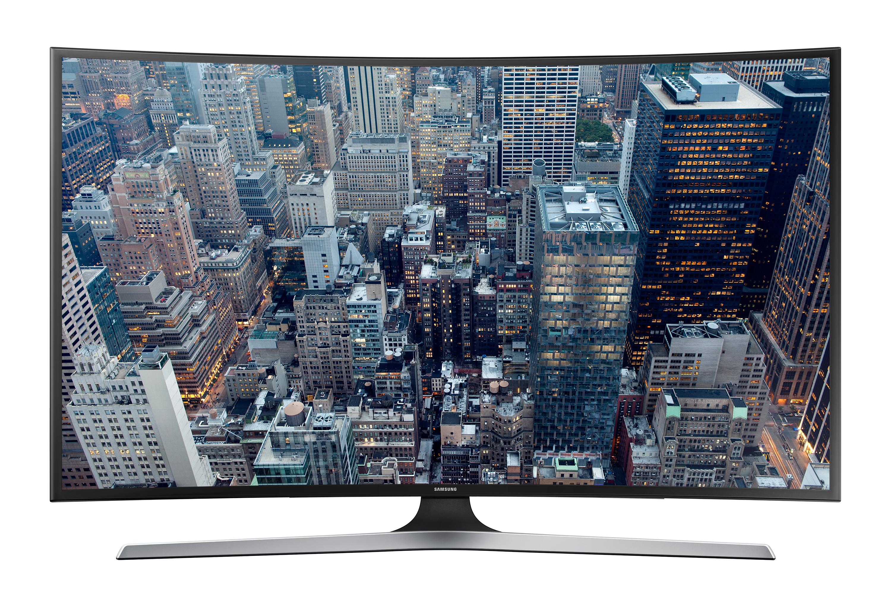 "40"" Curved UHD TV JU6740"