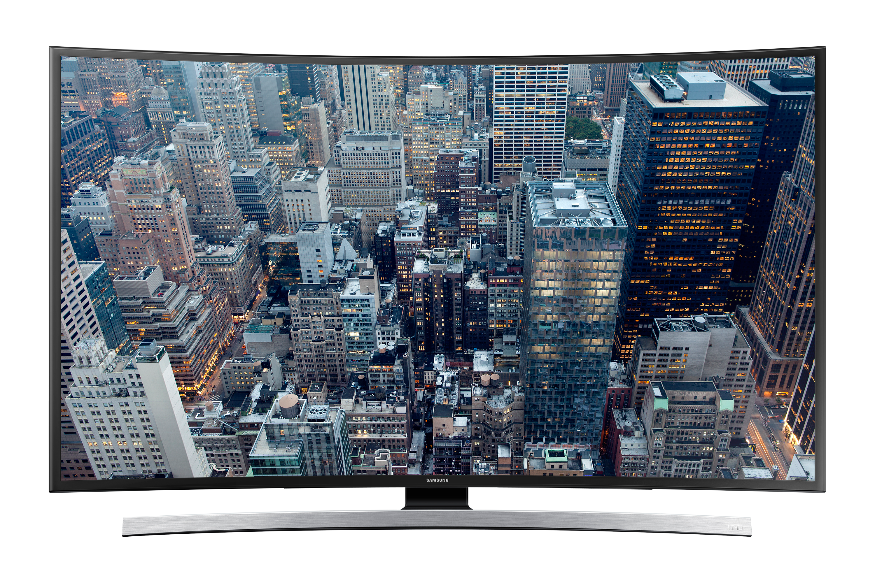 "40"" Curved UHD TV JU6770"