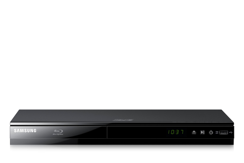 BD-E5500 Vorderseite Schwarz