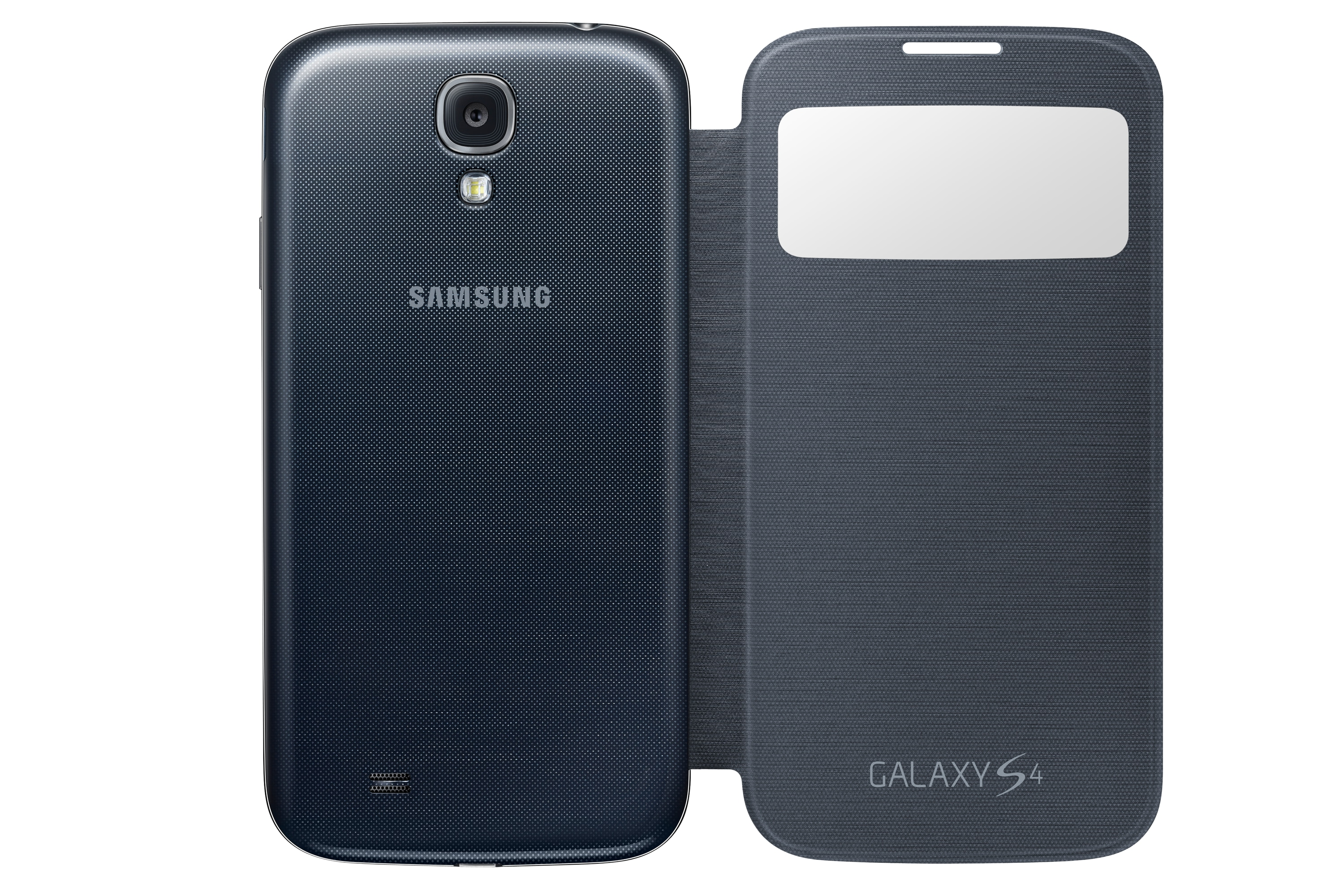 S-View Cover  GALAXY S4