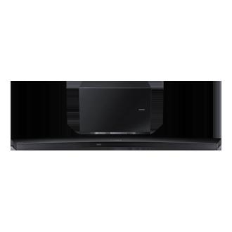 350W 5.1Ch Curved Soundbar  HW-J8500R