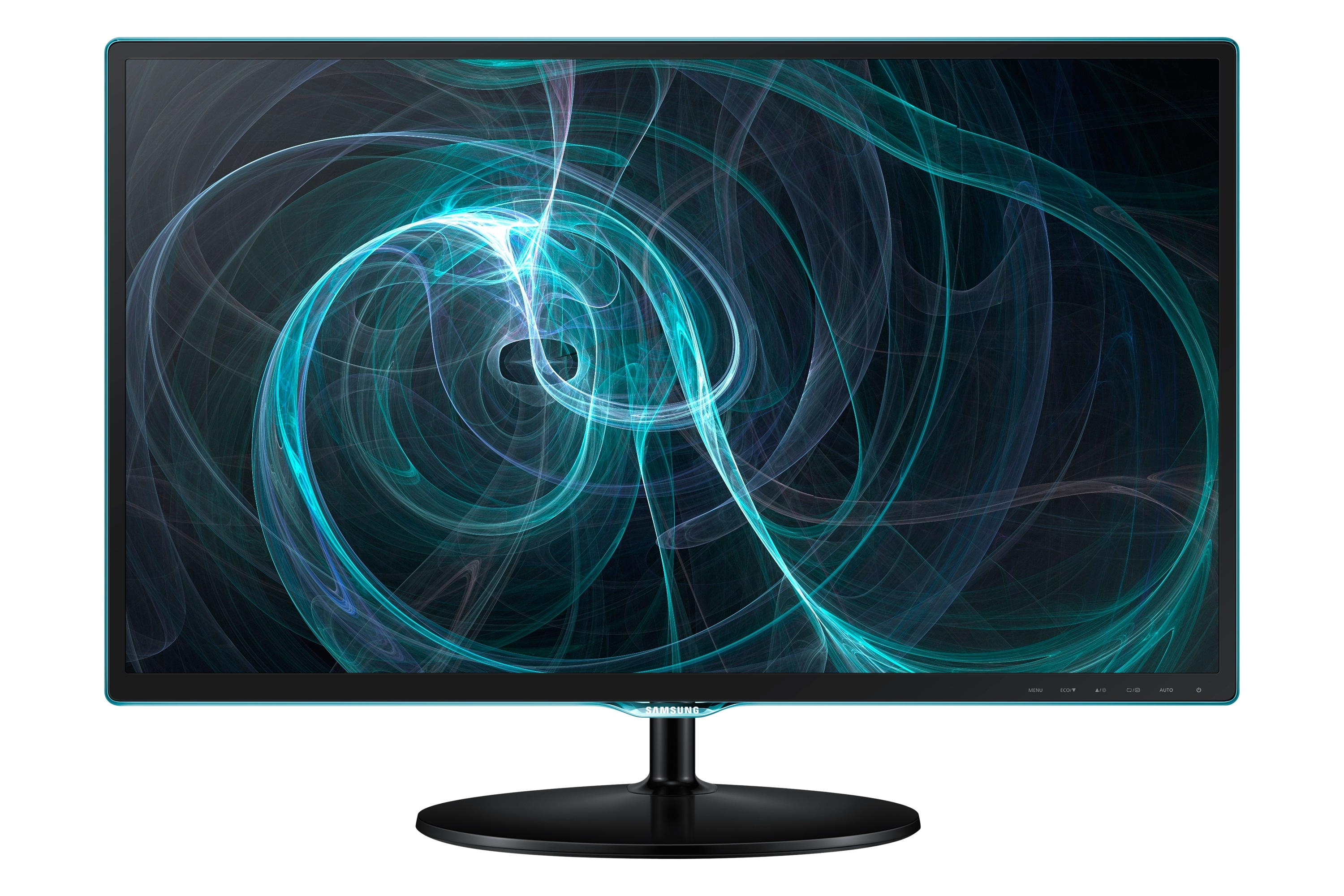 "22""-LED-Monitor mit Touch of Color (Black)"