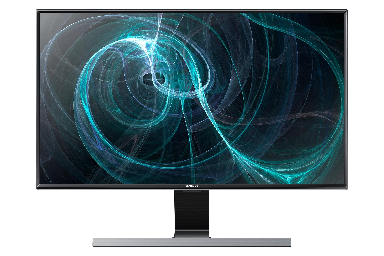 "27"" Premium TV Monitor  mit Metallstandfuß"