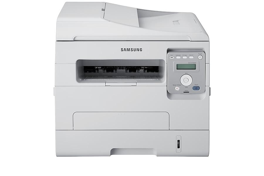 SCX-4705ND Vorderseite
