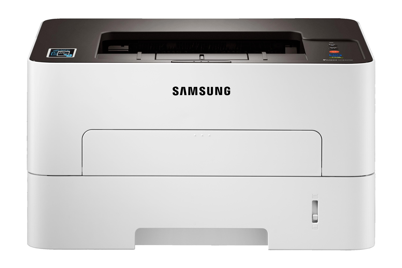 SL-M2835DW Vorderseite Weiß