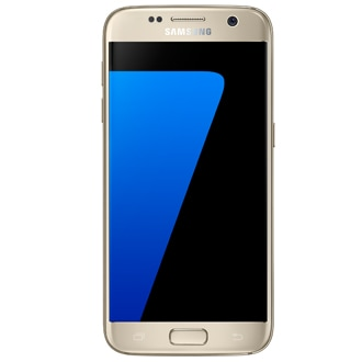 SM-G930F Front GOLD