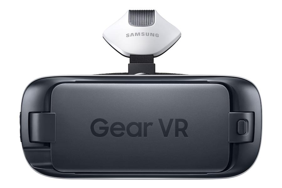 Gear VR Innovators Edition for S6  R321 Vorderseite Weiß