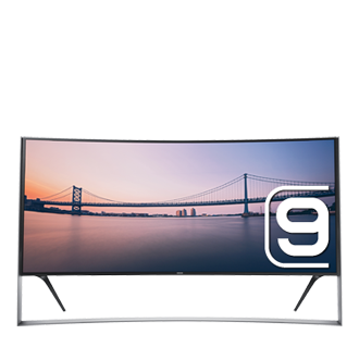 105 Curved UHD TV S9W Timeless