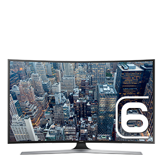 40 Curved UHD TV JU6740
