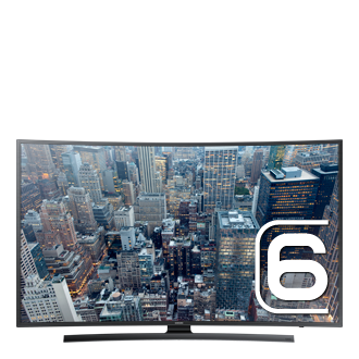 48 Curved UHD TV JU6560