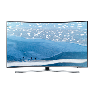 49 Curved UHD Smart TV KU6650