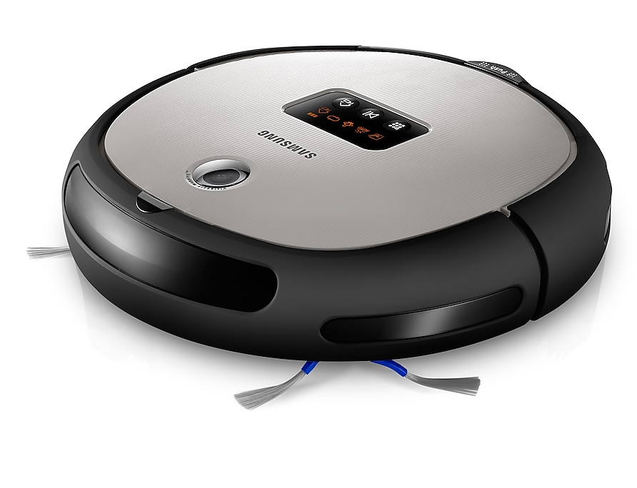 Sr8730 Staubsauger Roboter Mit Visionary Mapping 40 W Samsung