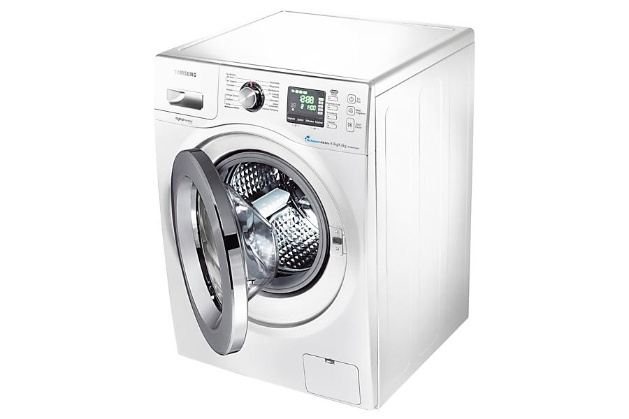 WD906P4SAWQ Dynamisch Weiß