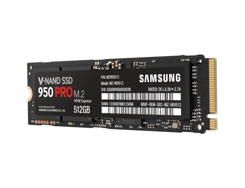950 Pro Nvme M 2 Ssd Mz V5p512bw Samsung Australia