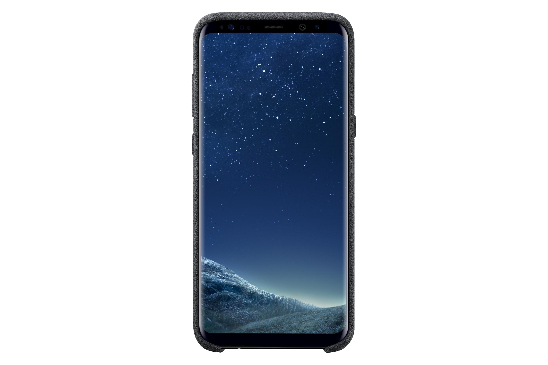 Alcantara Back Cover (Galaxy S8+)