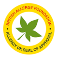 British Allergy Foundation Approved