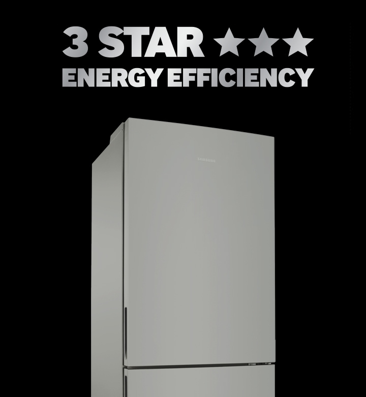 3 Star Energy Efficiency rating