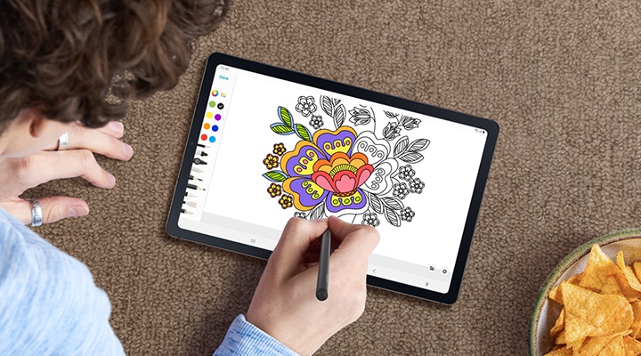Draw and connect with PENUP