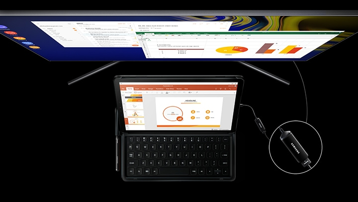 Samsung DeX effortless productivity