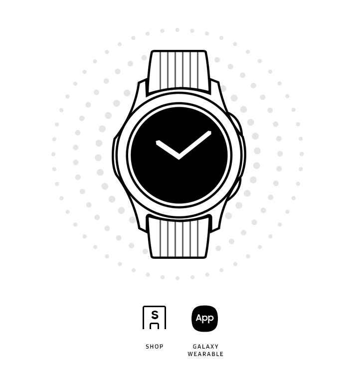 Setting up your 4G Galaxy Watch