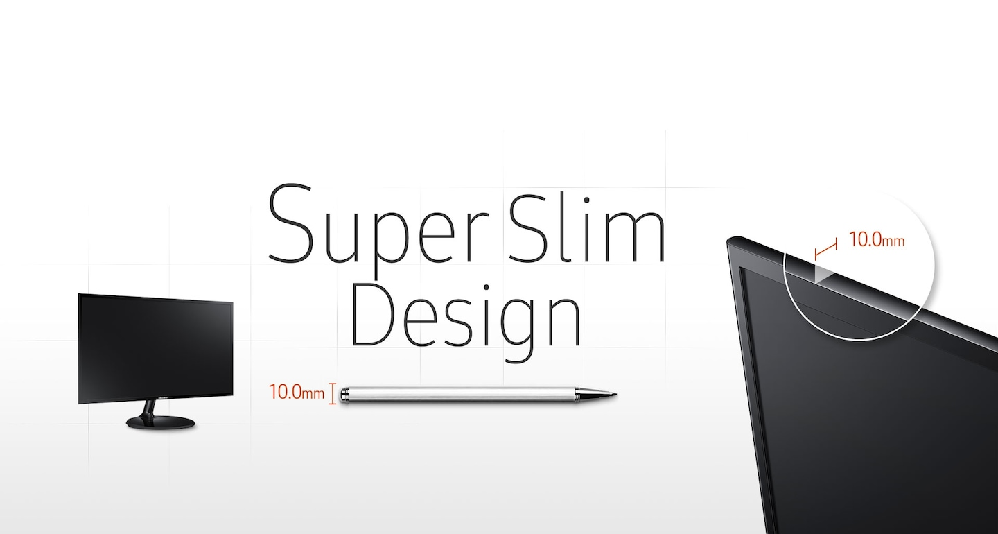 Super-slim Design