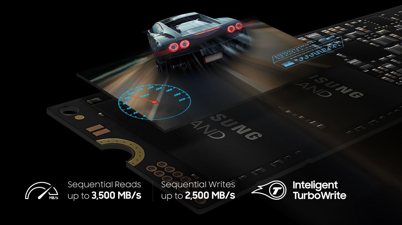 Sonraki seviye SSD hızı