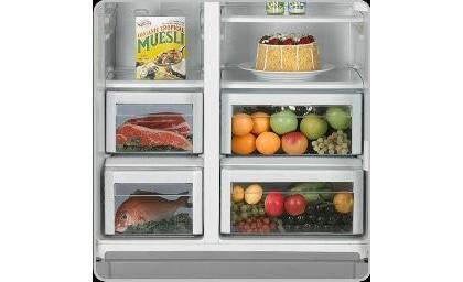 Fridge & Freezer Drawer