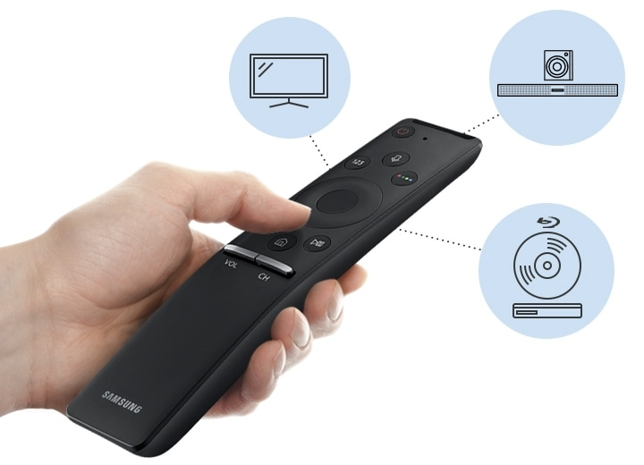 Take control, with one remote