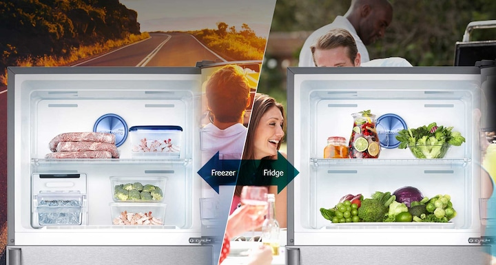 PLUS 5x more convenient ways to use your freezer