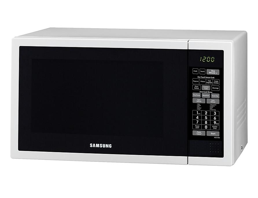 40l Microwave White Me6144w Me6144w Xsa Samsung Australia