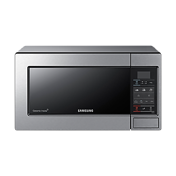20l Stainless Steel Microwave With Ceramic Enamel Interior Me73m