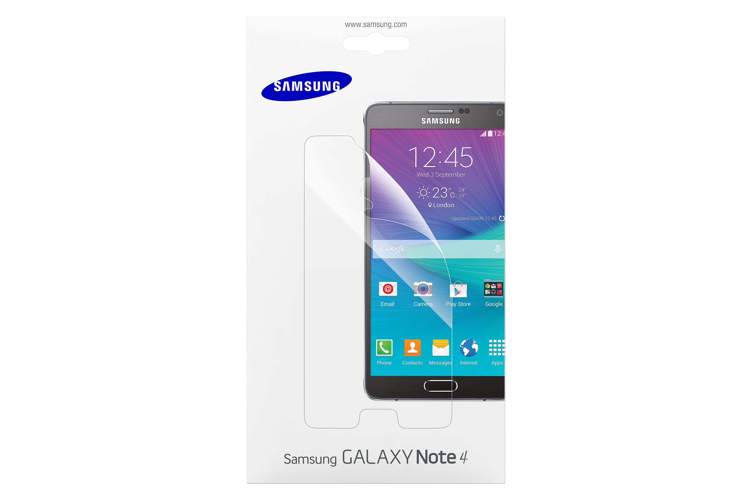 Galaxy Note 4 Screen Protector