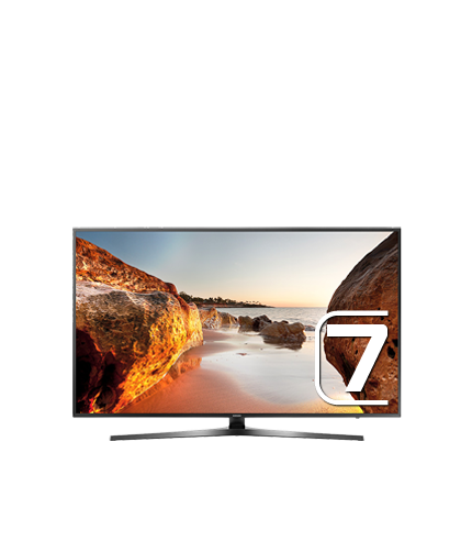 Series 7 55 Inch Ku7000 Uhd Led Tv Ua55ku7000wxxy