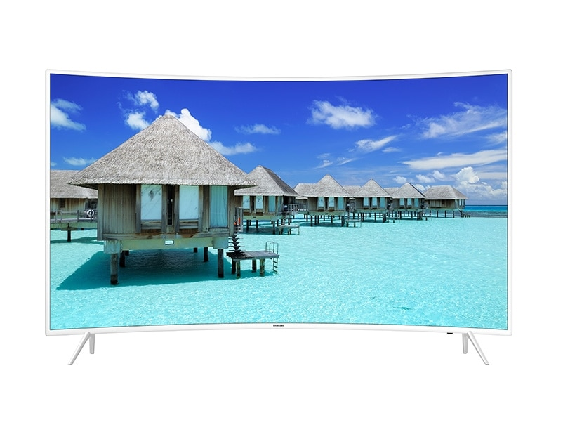 Series 7 55 inch KU7510 Curved White UHD LED~ TV*