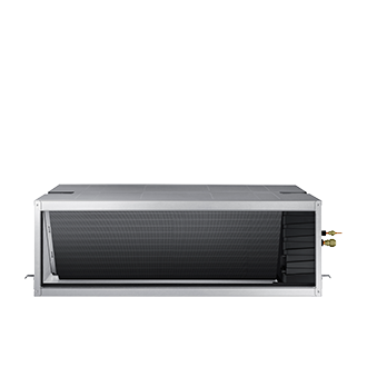 20.0kW Ducted Split AC200JNHFKH/SA - Indoor AC200JXAFNH/SA - Outdoor, (3-Phase)