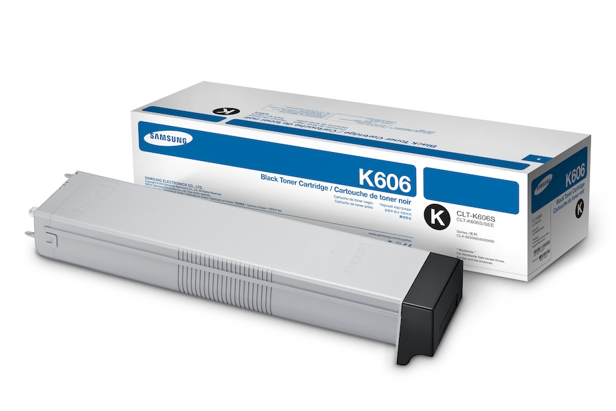 CLT-K606S  Black Toner (25,000 pages) K606S Combi