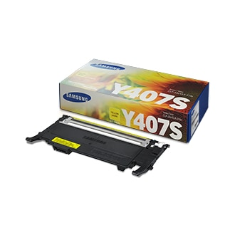 CLT-Y407S  Yellow Toner (1,000 pages)