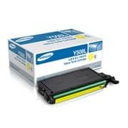 CLT-Y508L CLT-Y508L Yellow Toner <br/>for CLP-620ND/670ND<br/>