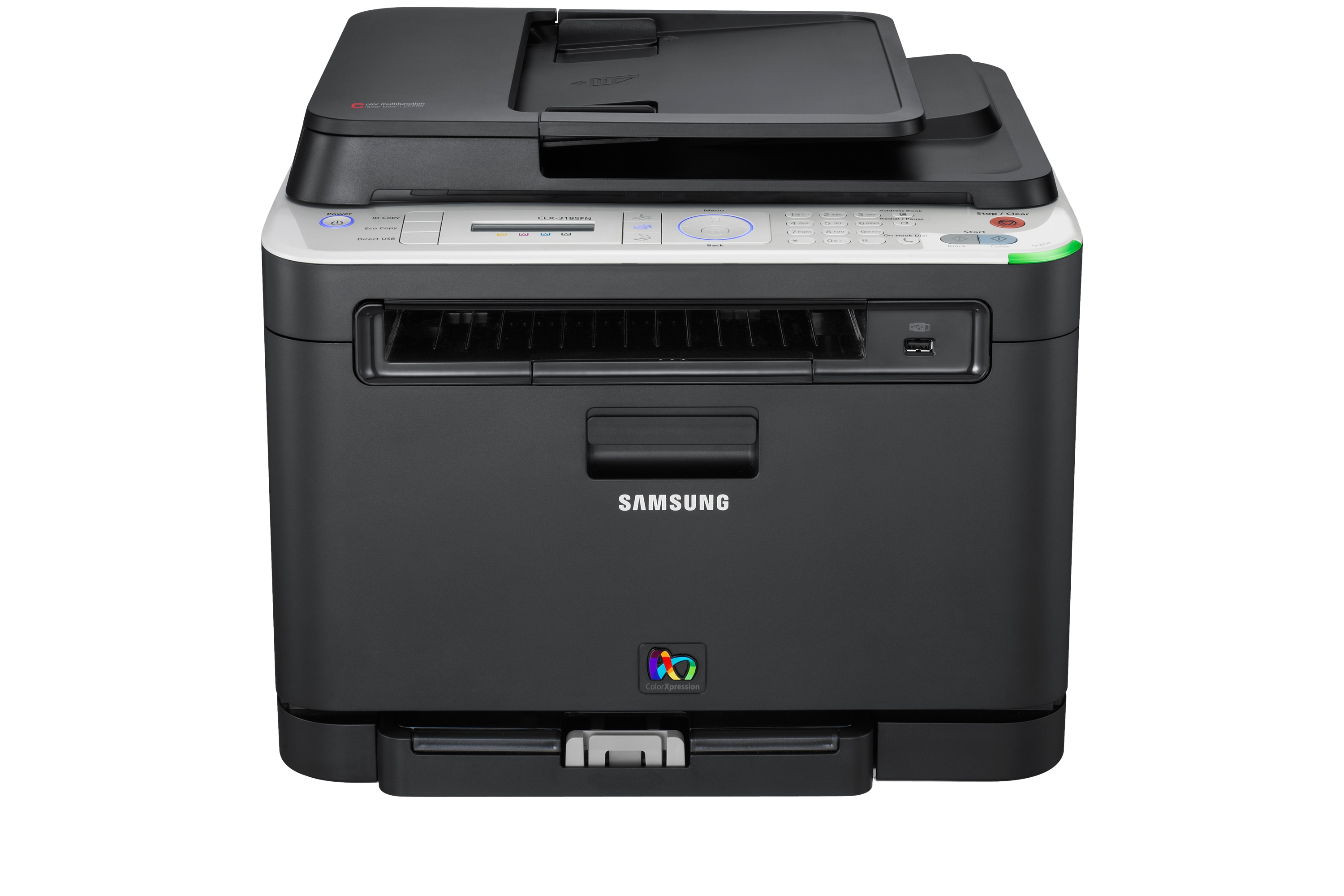 Colour Multifunction Printer CLX-3185FN