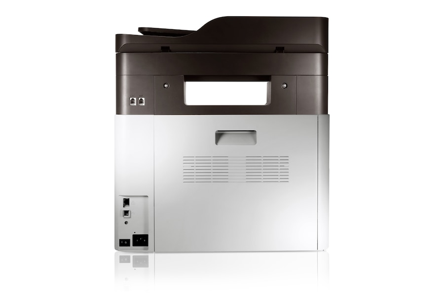 CLX-4195FW  colour Multifunction  (18 / 18 ppm) 4195FW Back