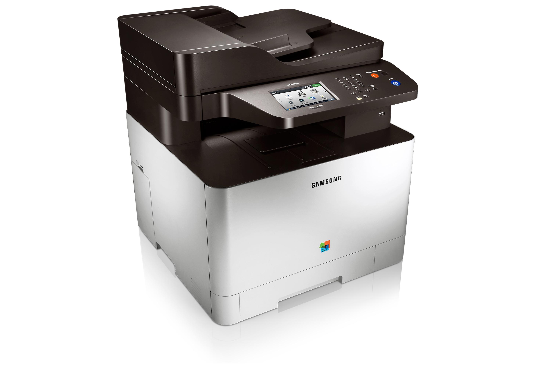 Colour Multi-Function Printer (CLX-4195FW)