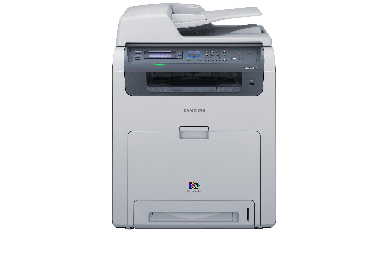 CLX-6220FX Front