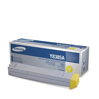 CLX-Y8385A CLX-Y8385A Yellow Toner <br/>for CLX-8385ND <br/>