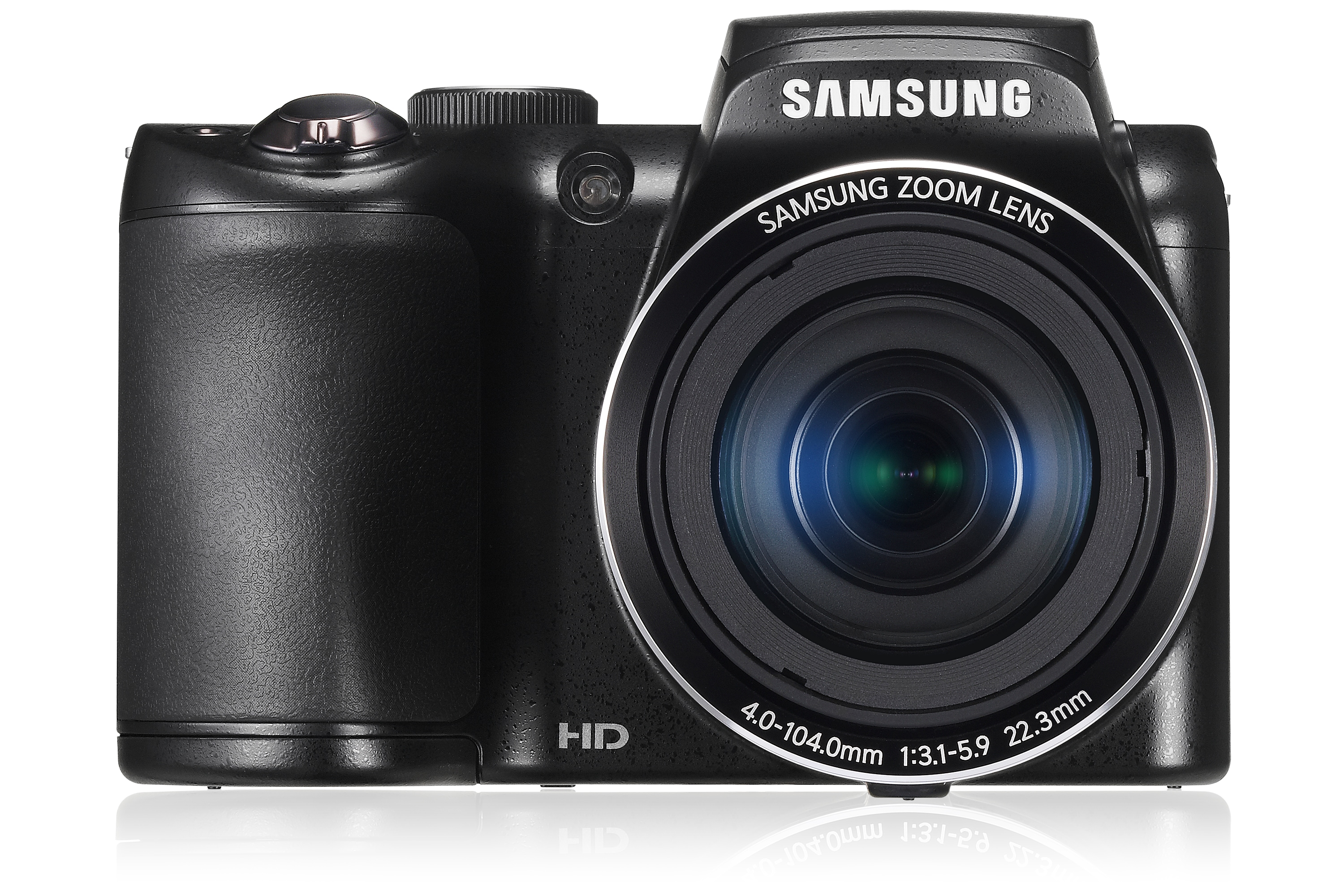 SAMSUNG WB100 Front Black