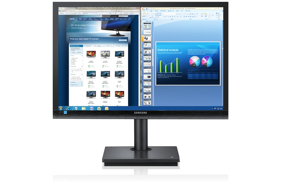 "24"" SMART Cloud Display Vmware Zero Client (NS240)"