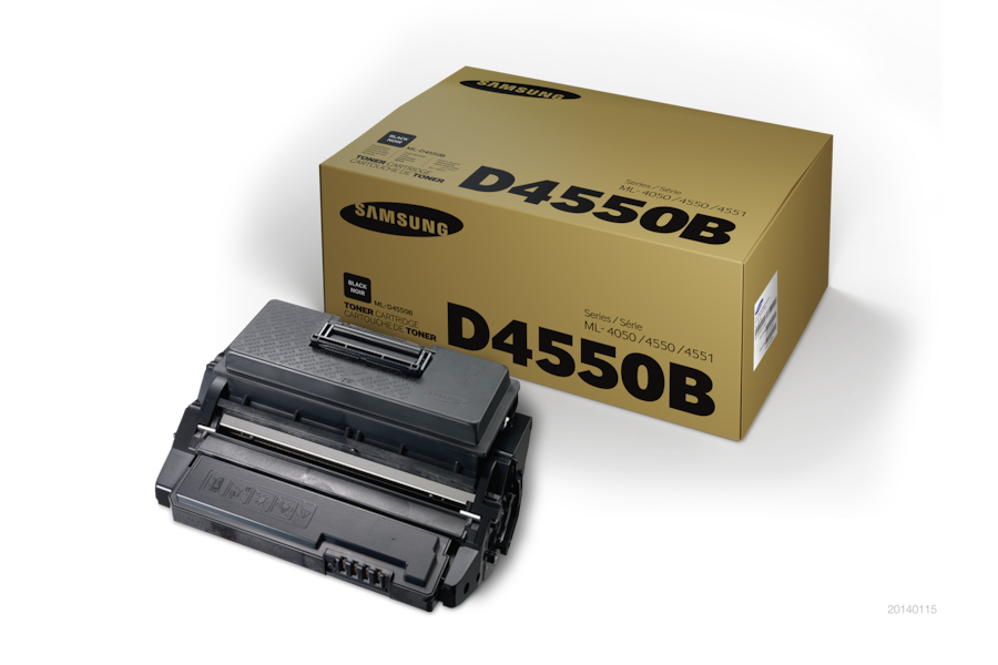 ML-D4550B  Black Toner (20,000 pages) D4550B Front